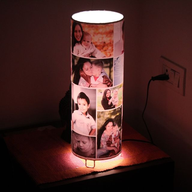 Photo Lampshades