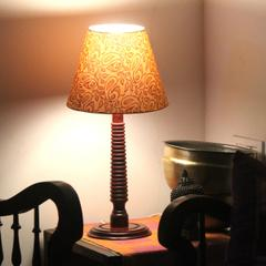 Floral Spotlight Table Lamp