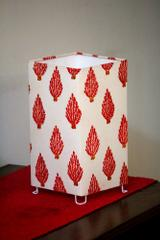 RedTree Shortie Square Table Lamp