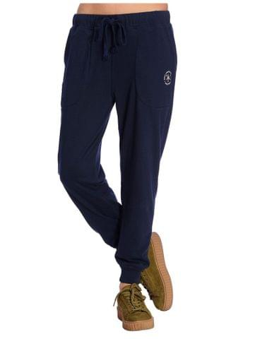 Rigo Navy Blue Slim Fit Jogger