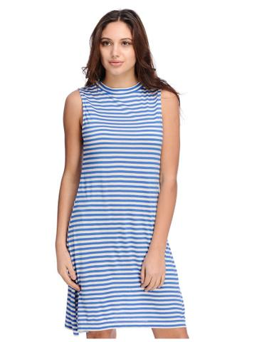 Rigo Striped Swing Dress