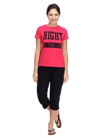 Rigo Printed Night Wear Set