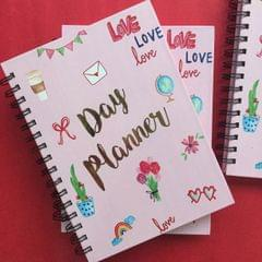 Endless Love Day Planner