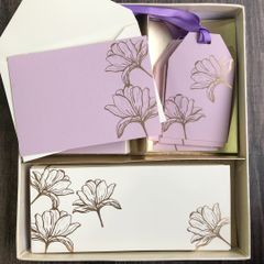 Magnolia Stationery Set