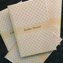 Customised Moroccan Name Journal