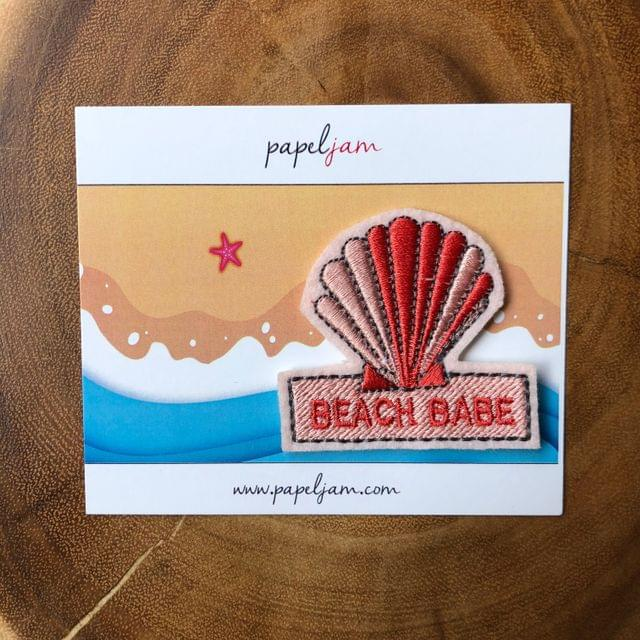 Beach Babe Patch