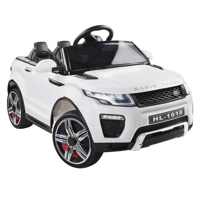 Kids Ride on Car SUV White