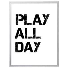 Play All Day Kids (297 x 420mm, No Frame)