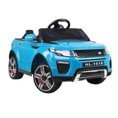 Evoque Kids Ride On Car Blue