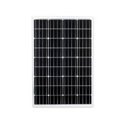 130W 12V Solar Panel Kit Mono Power Generator Caravan Camping Battery Charging