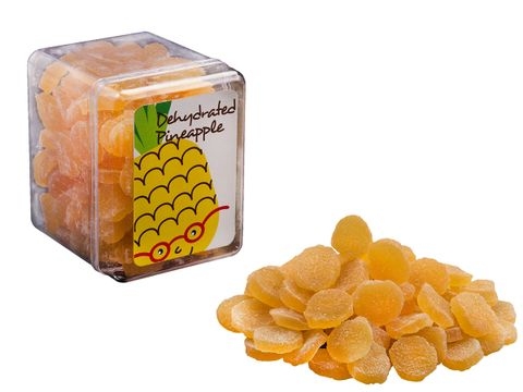 VSD Luxury Dehydrated Dried Pineapple Coins (अनानास ) 200 Gms