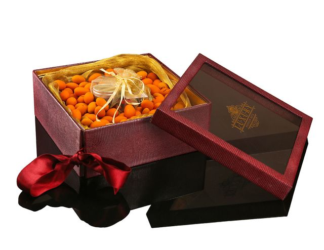 VSD Karvachauth Special Dual Layer Dry Fruits Gift Pack