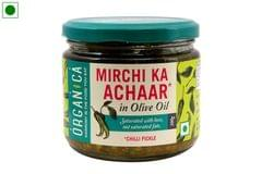 Olive Oil Chilli Pickle |limitTo:2