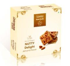 Almond Nutty |limitTo:2