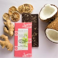 Coconut, Ginger & Gondhoraj Chocolate Bar |limitTo:2
