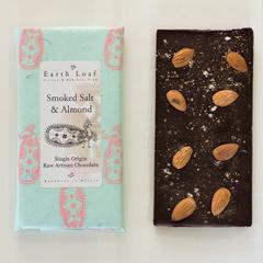 Smoked Salt & Almond Chocolate Bar |limitTo:2