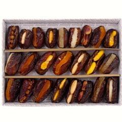 Assorted Dates from the Middle East with Filling |limitTo:2