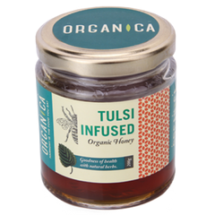Tulsi Infused Organic Honey |limitTo:2