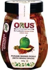 Orus Punjabi Mango Pickle |limitTo:2