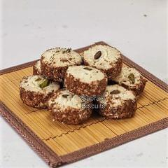Chocolate Pista Khatai