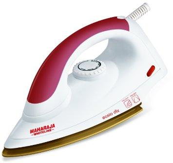 MAHARAJA WHITELINE Easio Deluxe Dry Iron red