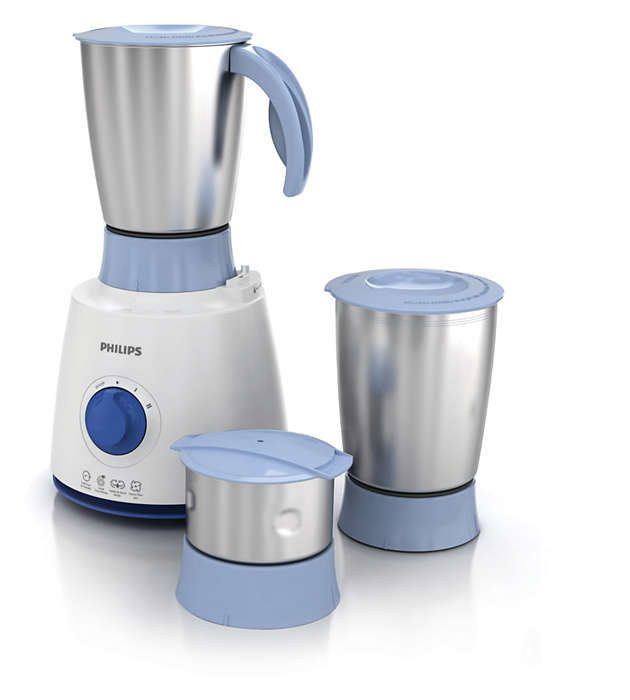 Philips HL7610/04 500 W Mixer Grinder
