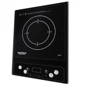 Maharaja Whiteline Solo IC-101 1400 W Induction Cooktop