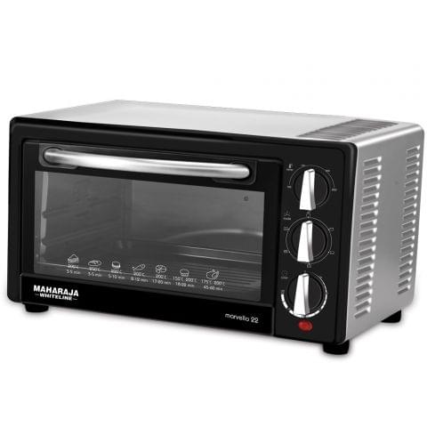 MAHARAJA OVEN TOASTER GRILLER MARVELLO 22LTR