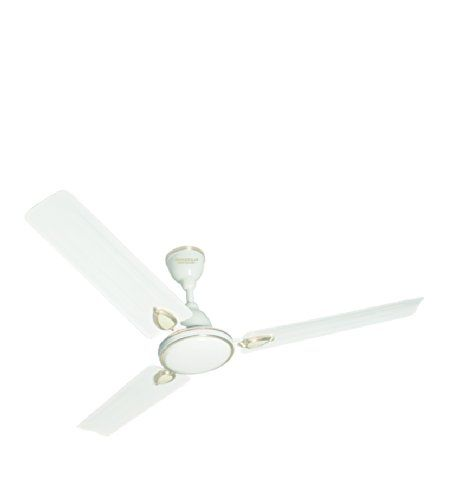 Maharaja Whiteline Wave Deco 70-Watt Ceiling Fan (White)