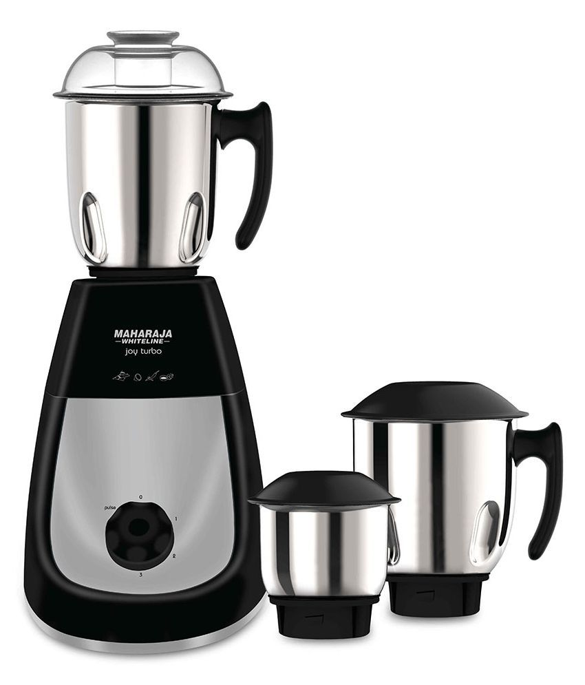 Maharaja Whiteline Joy Turbo Mixer Grinder MX-155