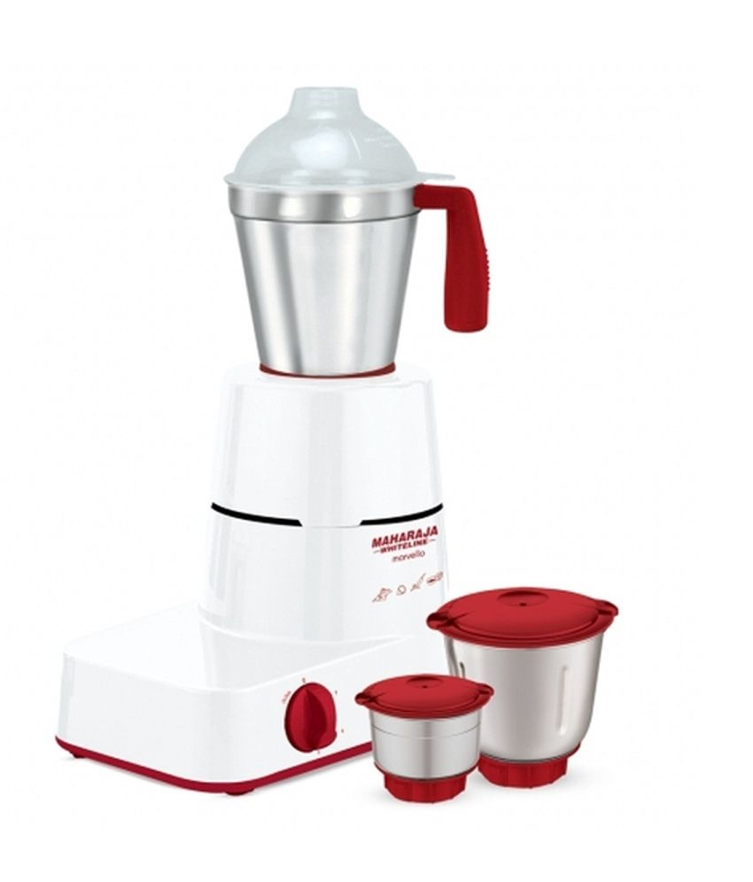 Maharaja Whiteline Marvello Mixer Grinder MX-145