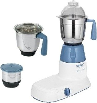 Maharaja Whiteline Super Turbo DLX 750 W Mixer Grinder(3 Jars)
