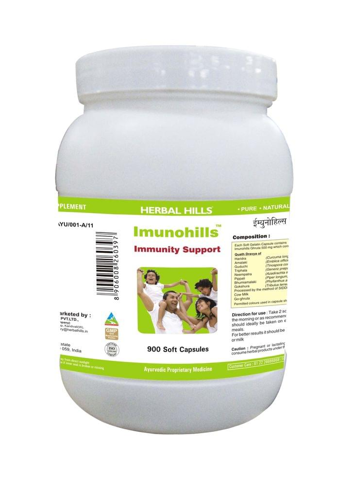 Imunohills - Value Pack 900  Capsule