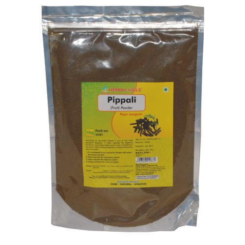 Pippali fruit powder - 1 kg powder