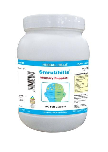 Smrutihills - Value Pack 900 Capsule
