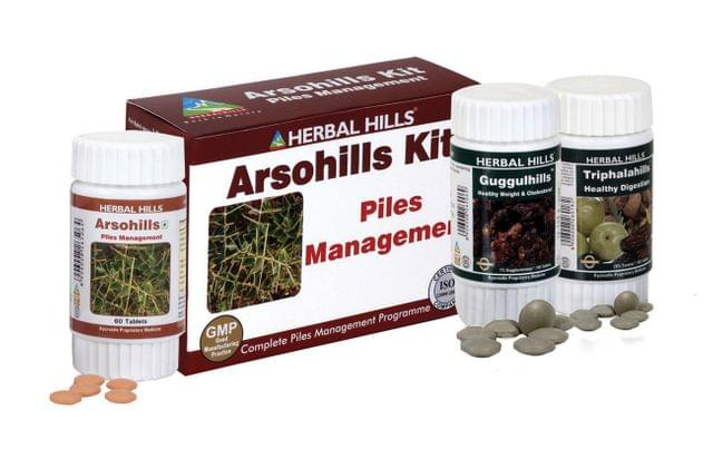 Arsohills Kit