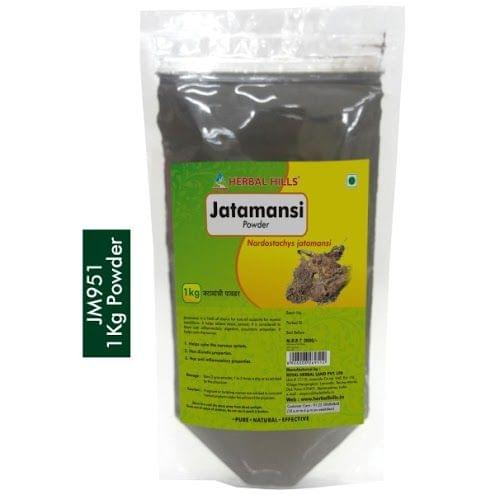 Jatamansi Powder - 1 kg powder