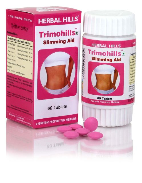 Trimohills 60 Tablets