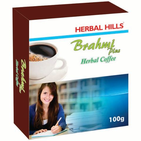 Brahmi Herbal Coffee - 100 gms