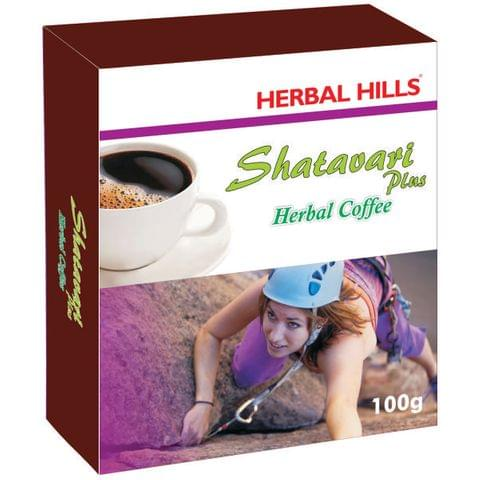 Shatavari Herbal Coffee - 100 gms