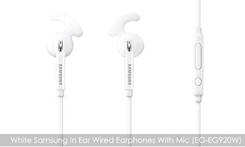 Samsung EO-EG920BWEGIN Wired Headset White