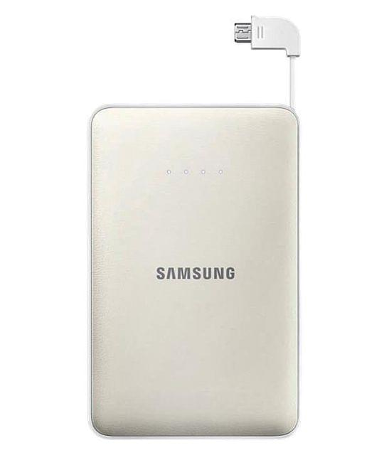 Samsung Power Bank EB-PG850BWEGIN USB Portable Power Supply 8400 mAh (White)