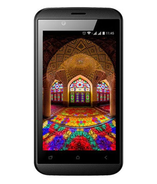 Micromax D304 4gb Black