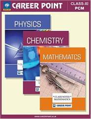 Class Notes For 11th PCM (Set of 8 Volumes) By Career Point Kota