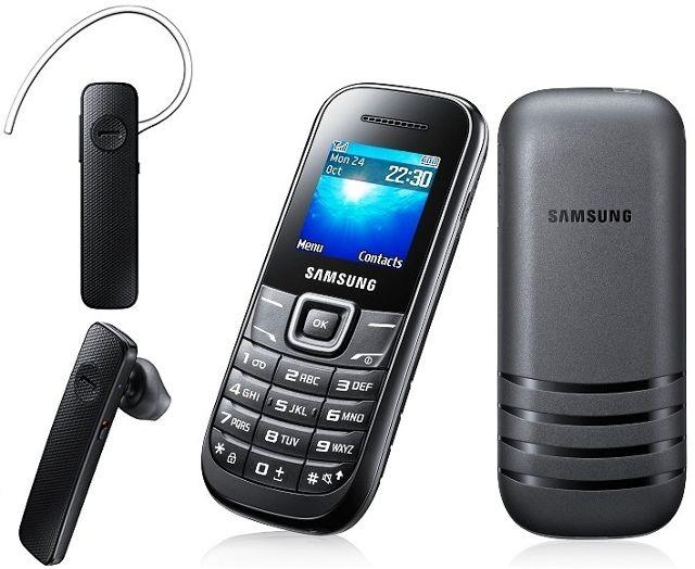 Branded Mobile With Samsung Bluetooth