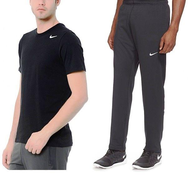Nike Lower And Tshirts