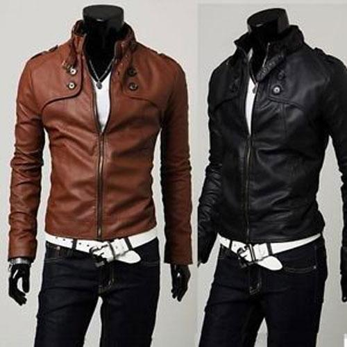 Red fox Leather Jacket Any One