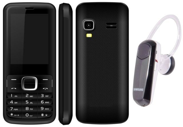 Combo Of multimedia Mobile with samsung bluetooth