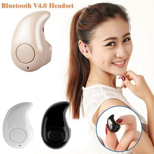 Mini Style Wireless Bluetooth Pack Of 2 pcs