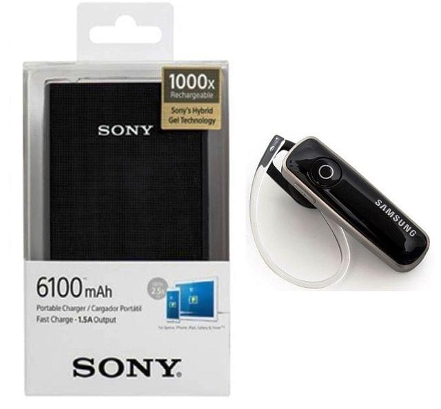 SONY6100MAH WITH BLUETOOTH